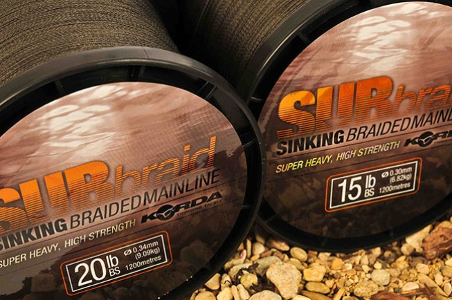 SUBbraid is hitting the shelves this week