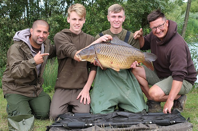 Carp Academy 2015 has seen some stunning fish caught so far