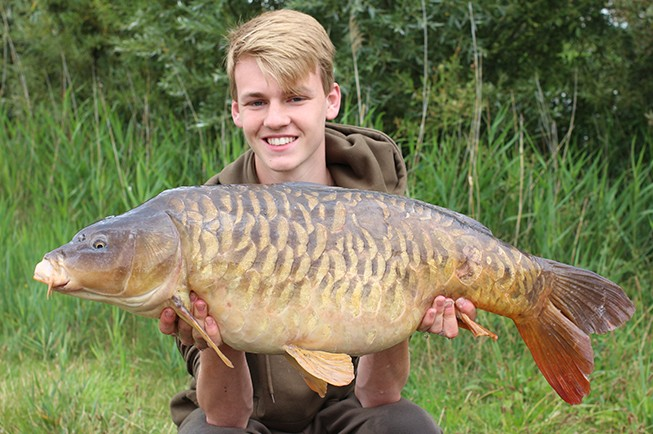 Dan Cattrall had a great Carp Academy 2015