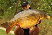 Carl Hoyle with the biggest common of the week