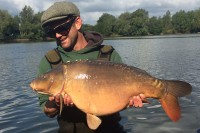 Scott Maslen has been among the big fish recently