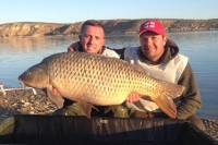 Korda-sponsored duo Billy Flowers and Jamie Londors
