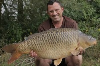 Korda's Tim Gray had a great social on the Road Lake