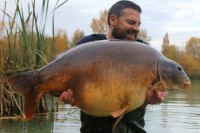 Bailiff Buzz with Robert's Fish at 65lb