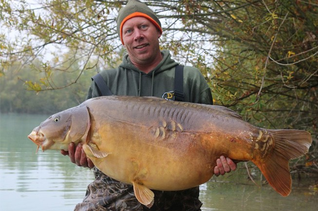 Danish angler Christian has continued a great year for Gigantica