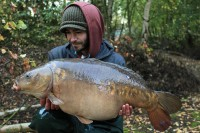A 30lb 6oz mirror called Stalker