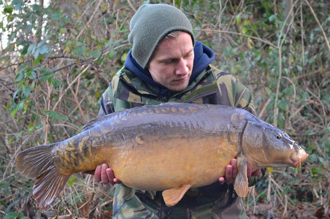 Scott Sweetman reckons a good winter baiting strategy is vital