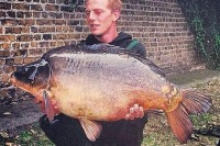 The carp that started it all for Marc