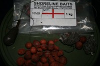Shoreline Baits proved to be a winner