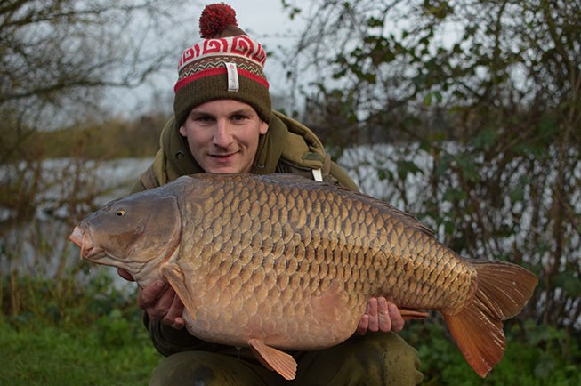 Rob Burgess experienced an amazing session at Farlows