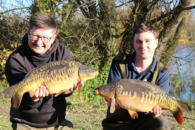 Embryo's Cawcutts Lake, in Cambs, opens in Feb