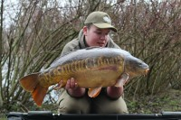 Baby Flash at 23lb 12oz