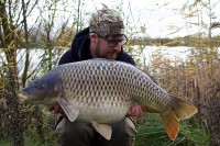 32lb 2oz of winter common