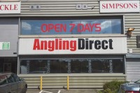 Angling Direct tackle shops