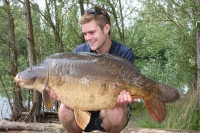 Just one of the belters from Sky Lakes