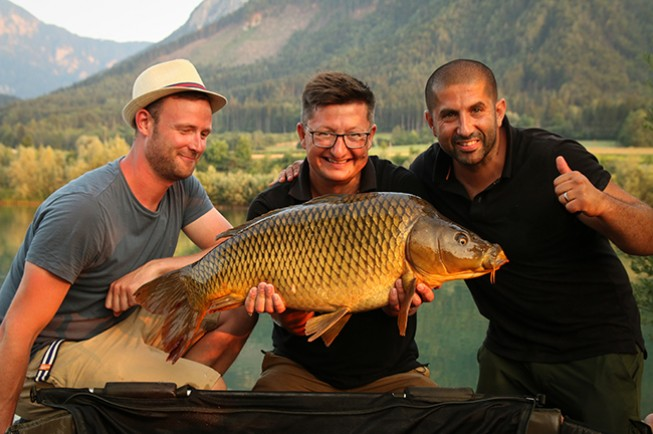 Monster Carp unveiled at The Big One