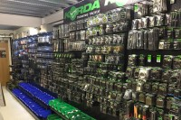 Full range of Korda products