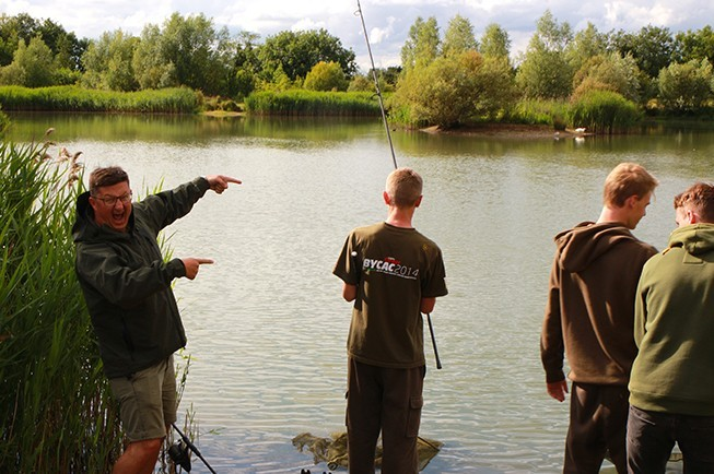 Manor Farm is a great fishery