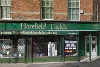 The famous Harefield Tackle in the Colne Valley