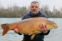 The Spotty Leather at 53lb 12oz