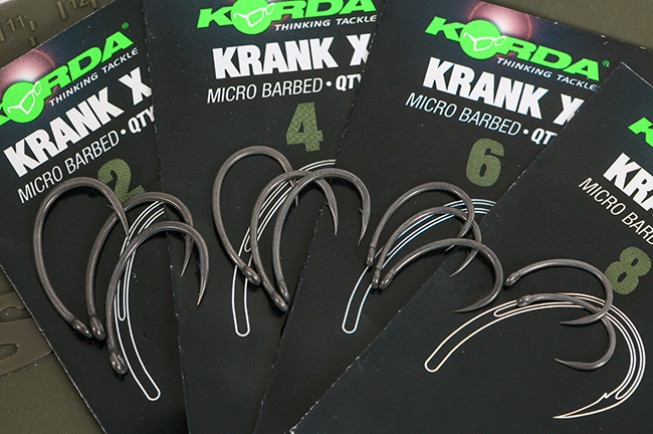 The new Krank X range