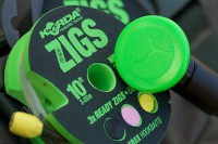 Brilliant for fans of zig fishing