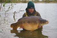 George's Fish at 46lb 4oz