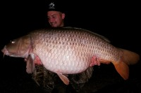 A 47lb 15oz common for Mike