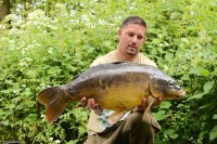 Smaller of the pair at 29lb 8oz