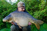 This brute hadn't been on the bank for eight months