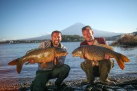 Monster Carp is a new globetrotting TV show, which airs in July
