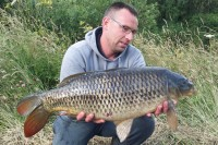 The UK's rivers do hold big carp