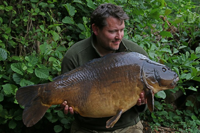 The amazing Tyson at 41lb 1oz