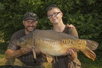 Biggest fish of Carp Academy