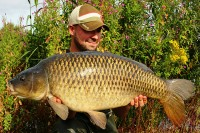 This 25lb 8oz common kicked things off in style