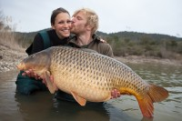 The Carp Gypsies with another stunning common