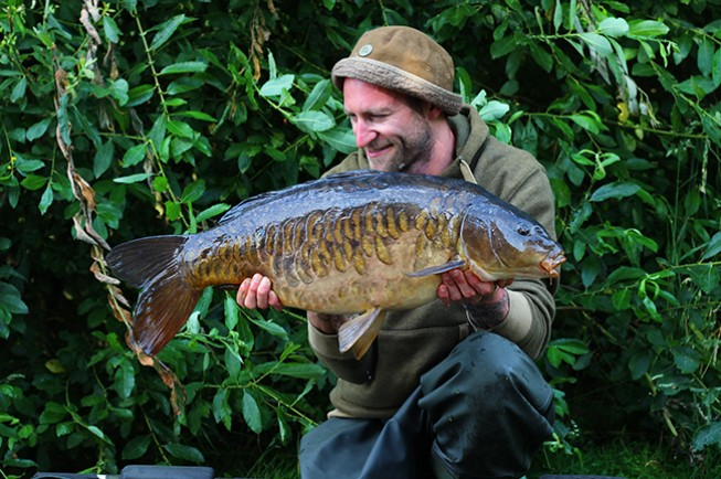 Stunning 22lb-plus mirror