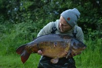 One of the most sought-after fish in the lake