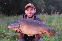 This 20lb mirror rounded off a special session
