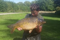 Another nice Oxlease mirror