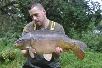 Smallest of the session at 17lb 10oz