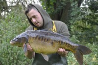 Nicely scaled 20lb-plus mirror