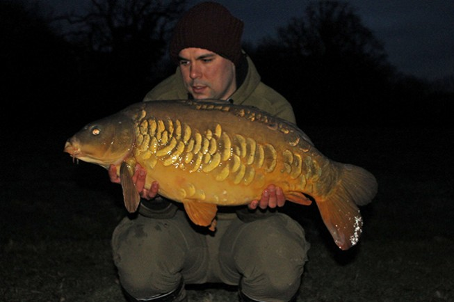 Trio of fish to over <b>40lb</b> for Marc Cavaciuti from the Essex Manor ...