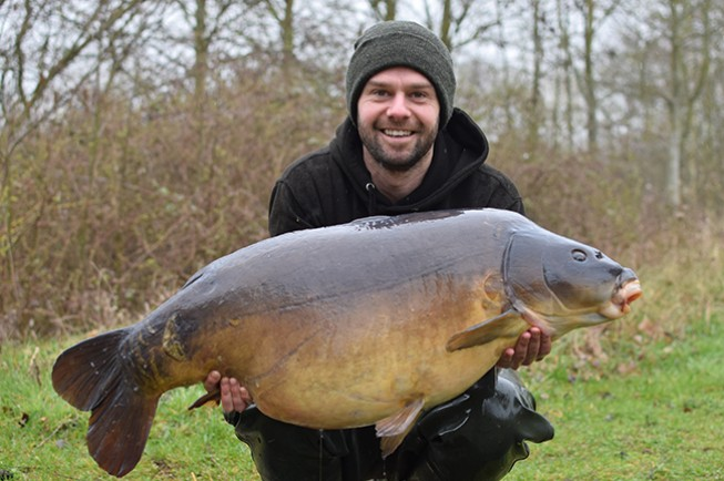 James Salmons gets his campaign underway with <b>Chunk</b>! | News | Korda