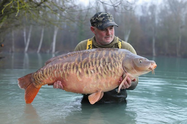 Enjoy some amazing <b>Winter</b> fishing at Gigantica Main Lake! | News ...