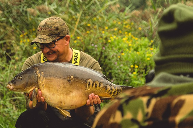 TTOD at B1 on Linear Fisheries... Find out more | News | Korda
