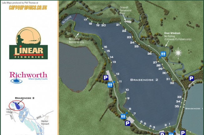Linear open day tomorrow news korda for Is tomorrow a good fishing day