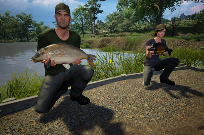 eso how to fish xbox one