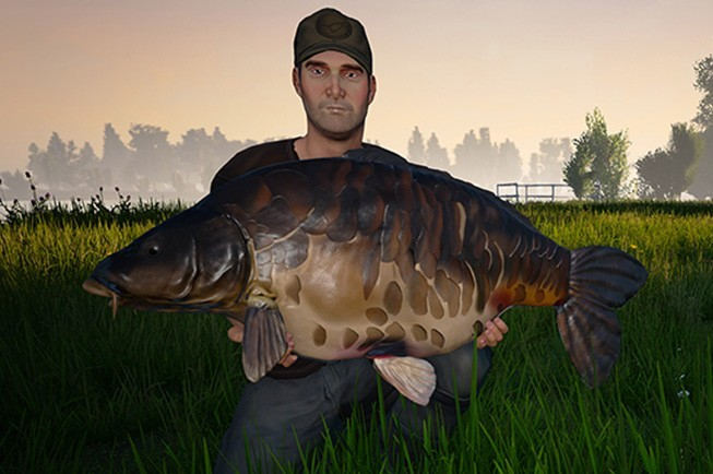 Dovetail games euro fishing coming to xbox one soon for Carp fishing games