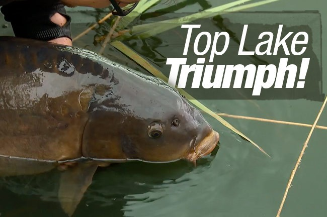 Spooner bags himself a new UK PB for CarpTV!